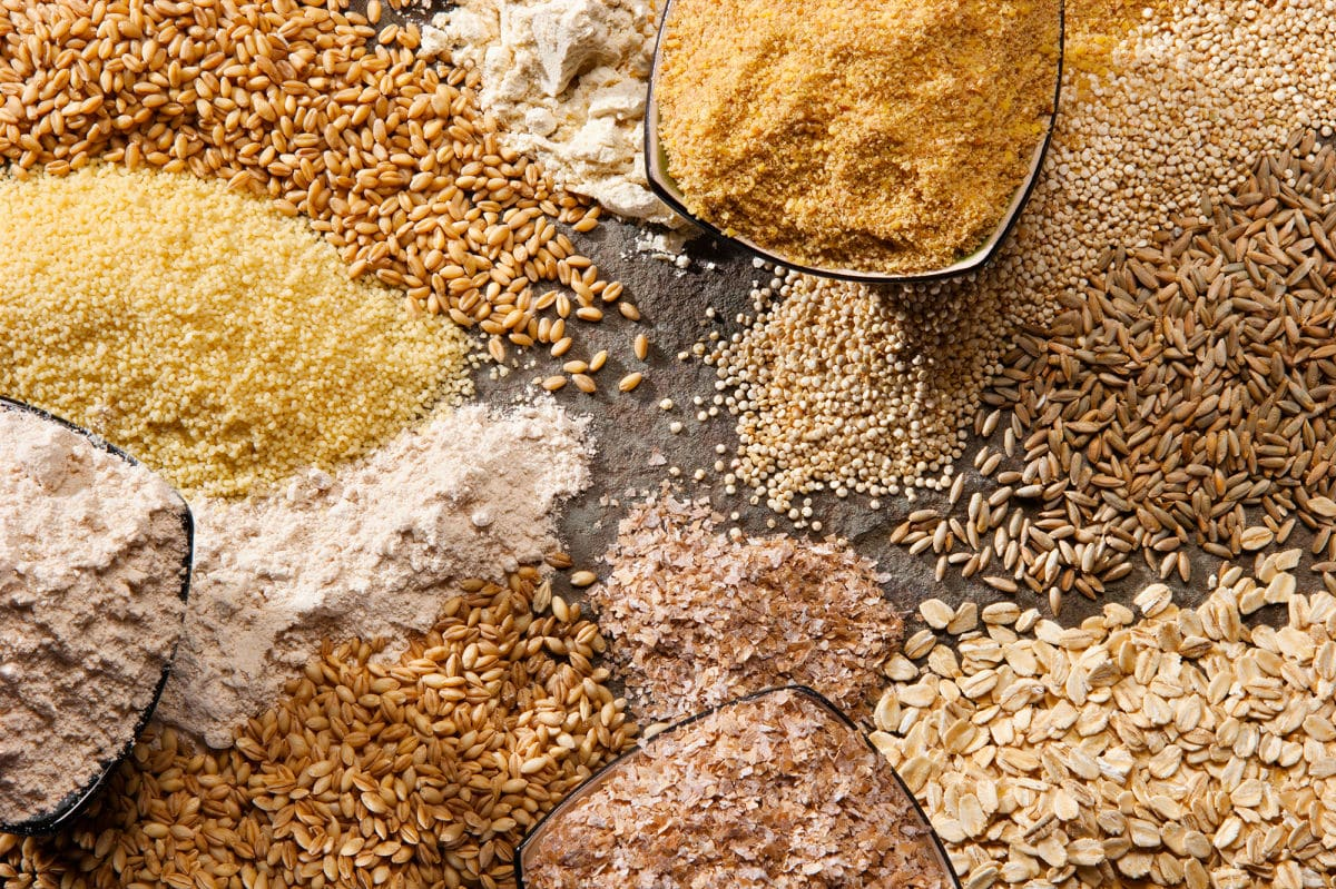 Ancient grains diet