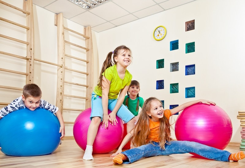 Fitball For Kids