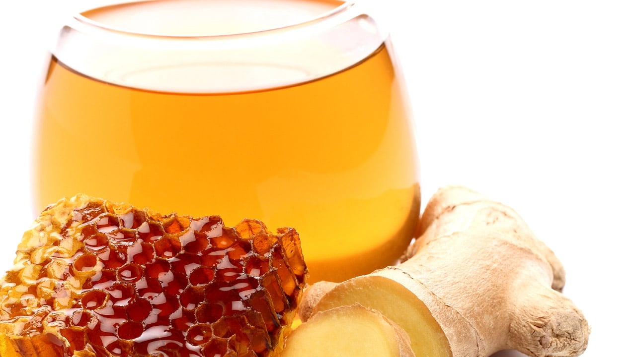 Cough Syrup With Honey