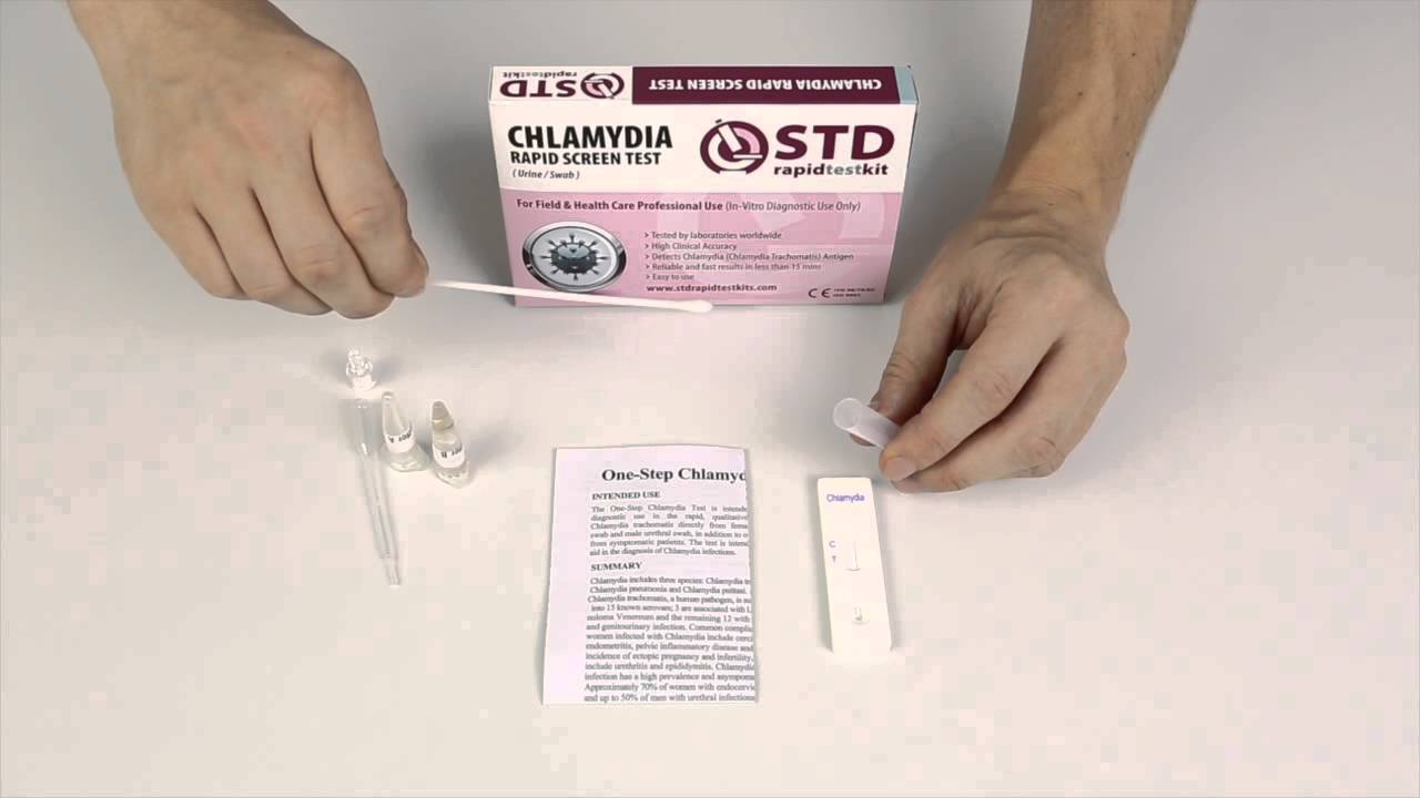 Home STD Test