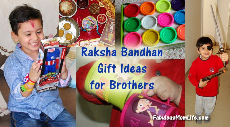Rakhi Gift Ideas for Brother
