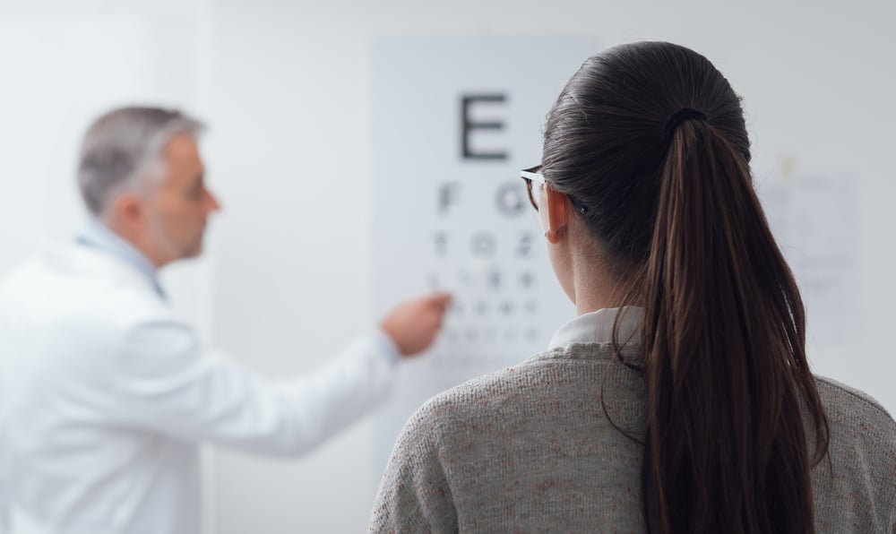 Visit an Eye Doctor