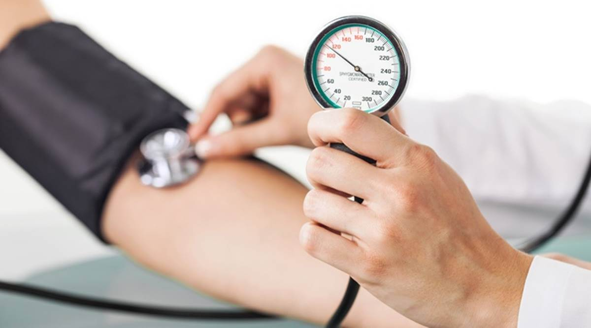 Low Blood Pressure Hypotension