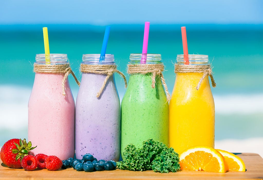 Diet Shakes During Pregnancy